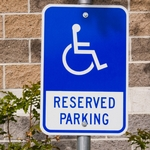 Handicapped Parking Signs